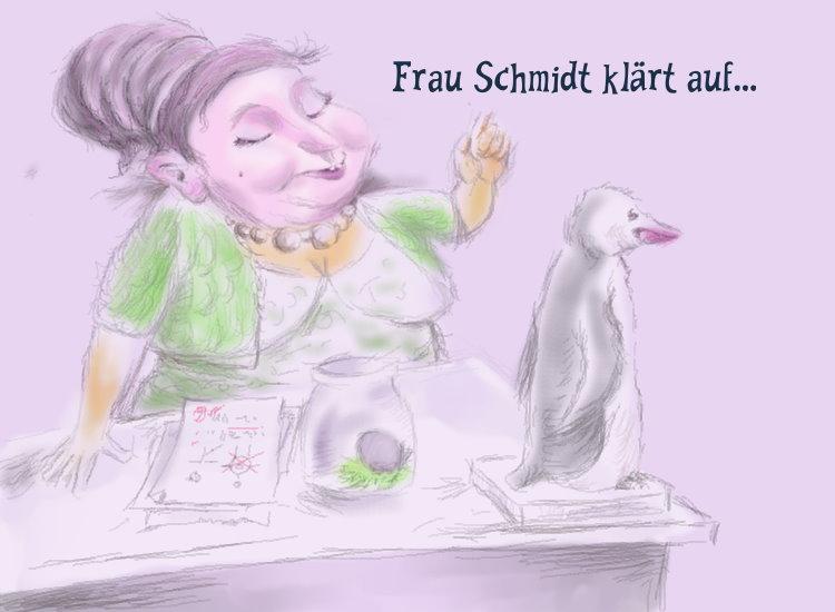 LehrerInnenkalender - Frau Schmidt klärt auf...