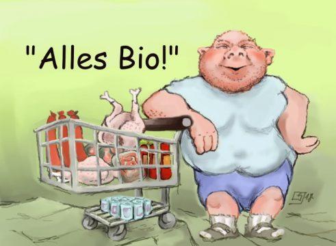 Karikatur - Bio Bio