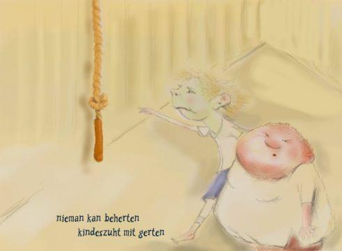 L ehrerInnenkalender - nieman kan beherten kindeszuht mit gerten