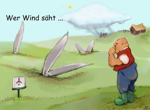 wer wind säht